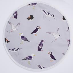 Hob cover - Aga Cover with sea bird design