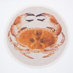 Hob cover - Aga Cover with crab image