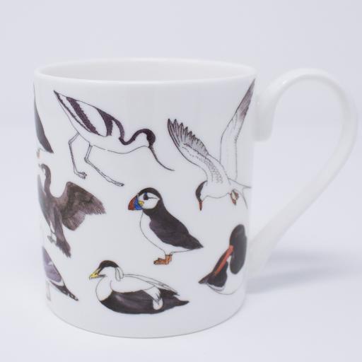 Sea Birds Mug
