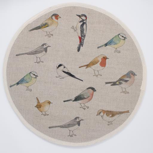 Garden Birds Aga Top