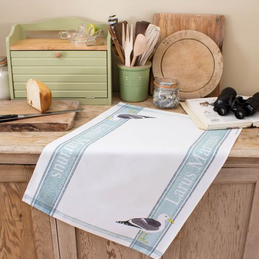 Tea Towel - Gull