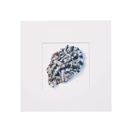 Oyster Mini Print