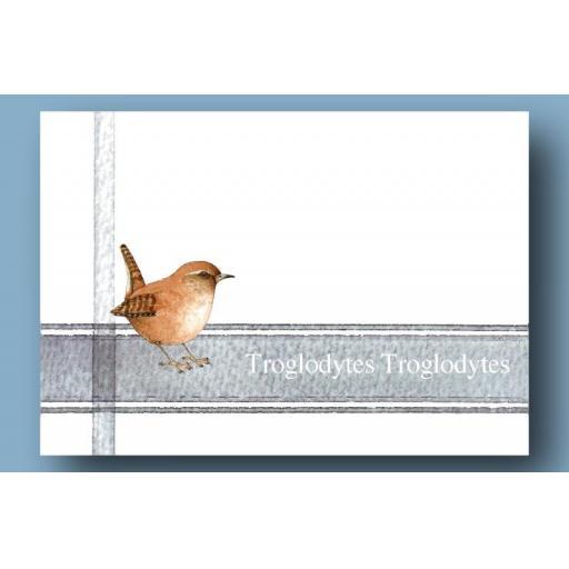 Postcard Packs - Garden Birds