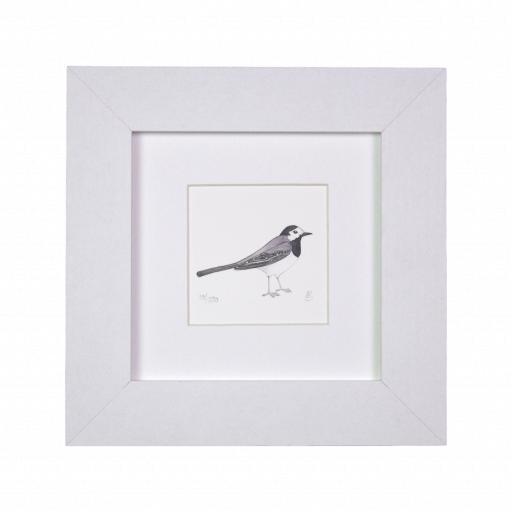 Wagtail Mini Print