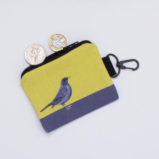 Blackbird Key Fob Purse