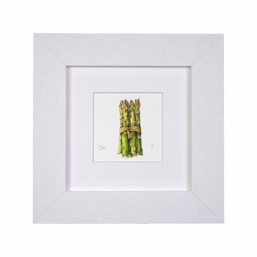 Asparagus Mini Print