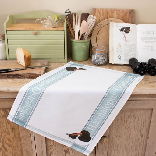 Tea Towel - Oystercatcher