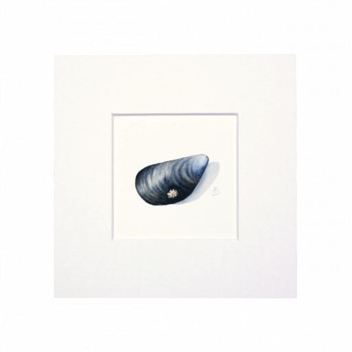 Mussel Mini Print