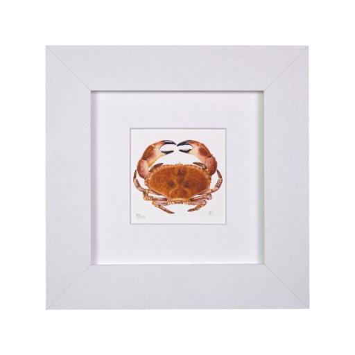 Crab Mini Print