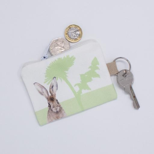 Hare Key fob purse