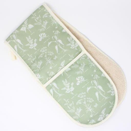 Foraging oven gloves