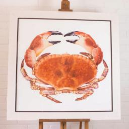 giant crab framed easel.jpg