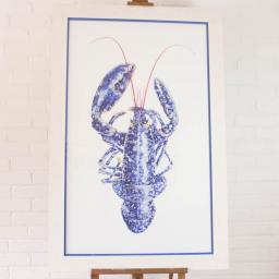 lobster giant framed.jpg