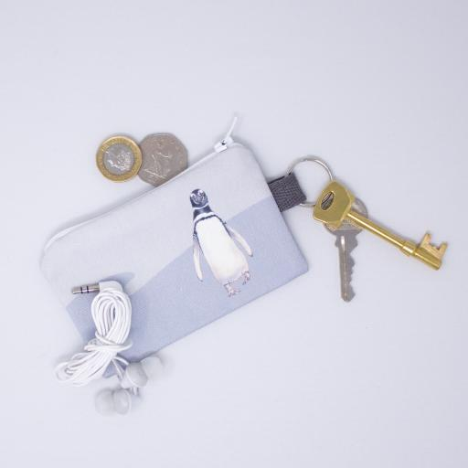 Marvin the Magellanic key fob purse