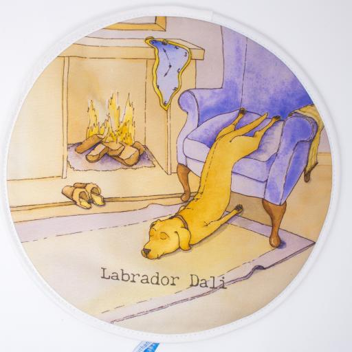 Labrador Dali Aga Top