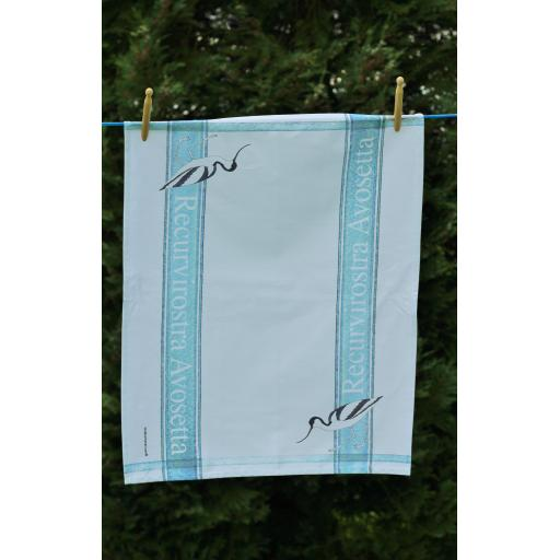 Avocet Tea Towel cotton - Copy - Copy.jpg